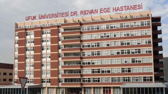 ufuk universitesi dr ridvan ee hastanesi