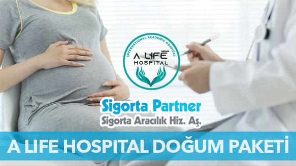 A Life Hospital Doğum Paketi